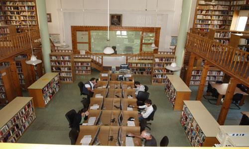 Παπαχαραλάμπειος Δημόσια Κεντρική Βιβλιοθήκη Ναυπάκτου