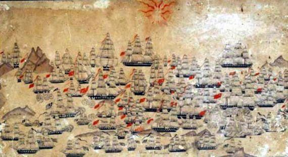 Η ναυμαχία του Δραγαμέστου