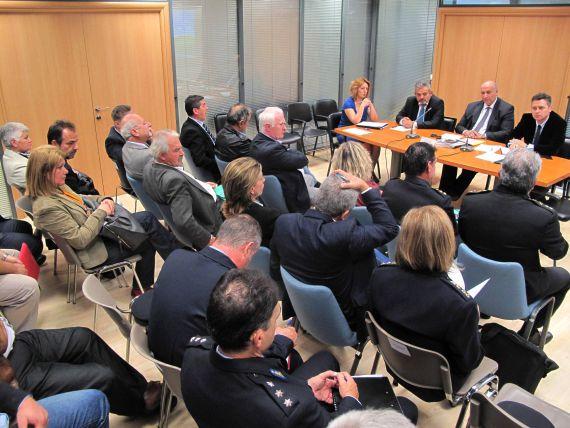 Σύσκεψη για αντιπλυμ. προστασία