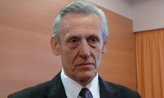 Ο νέος διοικητής του νοσοκομείου Γιώργος Βλάχος