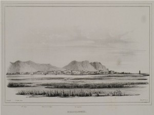 STACKELBERG, Otto Magnus von,  La Grèce. Vues pittoresques et topographiques, Παρίσι, 1834