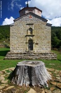 Στο «Κελί», το μοναστήρι της Ζωοδόχου Πηγής κοντά στο χωριό Γαβαλού