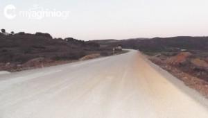 Δρόμος Κουβαράς Φυτείες Μπαμπίνη