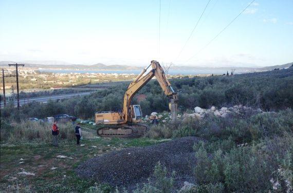 Αποτέλεσμα εικόνας για Ξεκίνησαν οι εργασίες της γεώτρησης στη θέση «Τσαγκρινέικα»