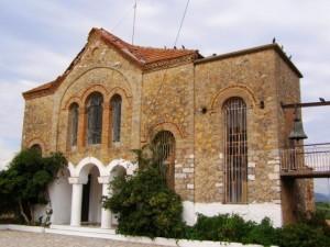 βυζαντινός ναός Λεσίνι 2
